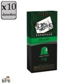 Espresso délicat n°6              Carte Noire                         compatible Nespresso