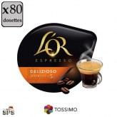 Delizioso L'Or Espresso x5       TASSIMO