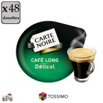 Café Long Délicat x3              TASSIMO