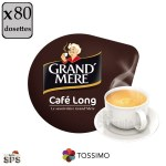 "Café Long ""Grand'Mère"" x5              TASSIMO"