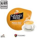 """Petit Déj """"Grand'Mère"""" x3              TASSIMO"""
