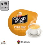 """Petit Déj """"Grand'Mère""""x5              TASSIMO"""