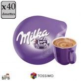 """Chocolat """"Milka"""" x5              TASSIMO"""