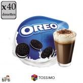 """Chocolat goût """"Oreo"""" x5              TASSIMO"""