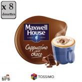 Cappuccino goût Choco              TASSIMO