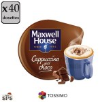 Cappuccino goût Choco x5              TASSIMO