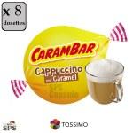 "Cappuccino goût  ""Carambar""               TASSIMO"