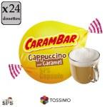 "Cappuccino goût  ""Carambar"" x3              TASSIMO"