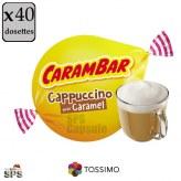 "Cappuccino goût  ""Carambar"" x5              TASSIMO"