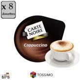 """Cappuccino """"Carte Noire""""               TASSIMO"""