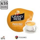 """Petit Déj' """"Grand'Mère""""               TASSIMO"""