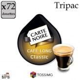 Café Long Classic Tassimo x72  TRIPAC