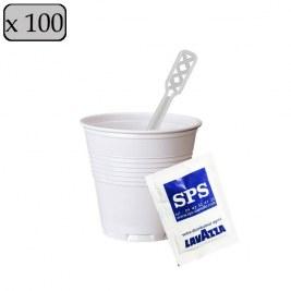 Pack Accessoires                                              100 petits gob - 100 agim - 100 sucre