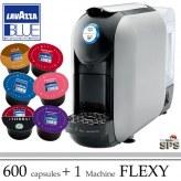 Machine Flexy Grise offerte pour 600 Cafés