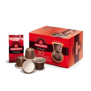 GranBar Covim                                             compatible Nespresso