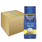 Cappuccino Vanille Maxwell                House 10kg