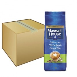 Cappuccino Noisette Maxwell            House 10kg