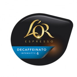 Decaffeinato x80 dosettes TASSIMO L'Or Espresso