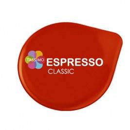 Espresso Classic x16 dosettes TASSIMO by Tassimo
