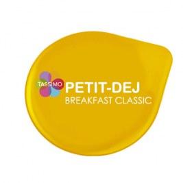 Petit Déjeuner x16 dosettes TASSIMO by Tassimo