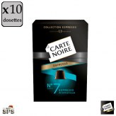 Carte Noire n°7                                            Compatible Nespresso