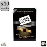 Carte Noire n°13                                          Compatible Nespresso