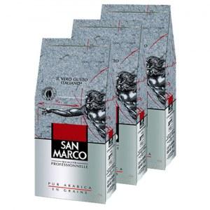 3kg San Marco café en grain