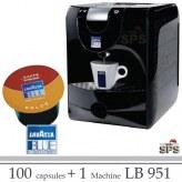 Machine LB951 + 100 Cafés