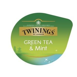Green Tea & Mint x48 dosettes TASSIMO Twinings