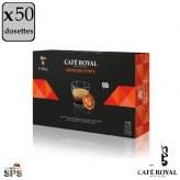 Espresso Forte Café Royal                 Compatible Nespresso PRO