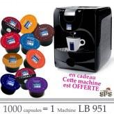 Offerte pour 1000 Cafés