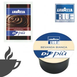 Sachet Chocolat+Lait BLUE x50