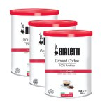 Gusto Dolce 250gr Bialetti x3