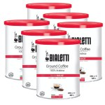 Gusto Dolce 250gr Bialetti x6