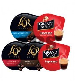 Pack  Café Espresso          GM x2 - Forca - Deca - Spledente