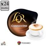 """Cappuccino """"L'Or"""" x3              TASSIMO"""