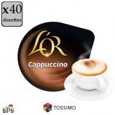 """Cappuccino """"L'Or"""" x5              TASSIMO"""