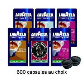 600 Capsules au choix -20%