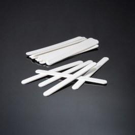 agitateurs blancs papier (vendus par 100)
