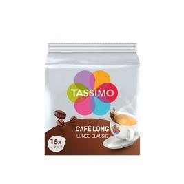 Café long Classic x16 dosettes TASSIMO by Tassimo
