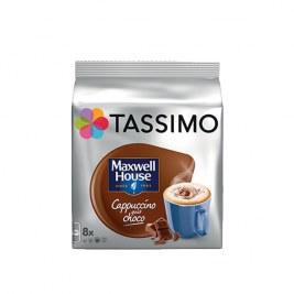 Cappuccino choco x8 dosettes TASSIMO Maxwell House