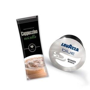 Cappuccino Noisette +Lait BLUE x50