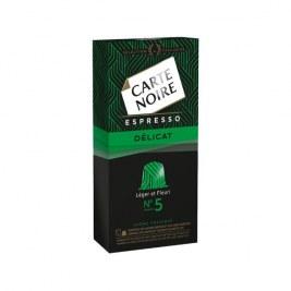 Espresso délicat n°5 Carte Noire compatible Nespresso