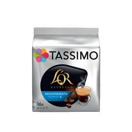 Decaffeinato x16 dosettes TASSIMO L'Or Espresso