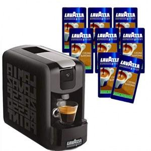 800 cafés= 1 machine en KDO (machine EP MINI NOIRE + 800 cafés au choix)
