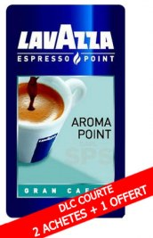 Aroma Point Gran Caffè x100 2 ACHETES = 1 OFFERT