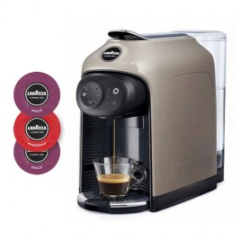 Idola Taupe + 108 cafés au choix