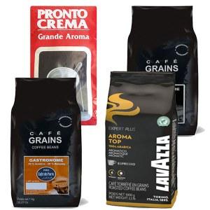 Pack Café Grain Pronto crema - Top - Gastronome - Grand'Arome