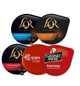 Pack Café Espresso ClassicT - GM - Deca - Spledente - Delizioso