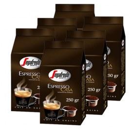 Segafredo Espresso Casa 6 x 250gr